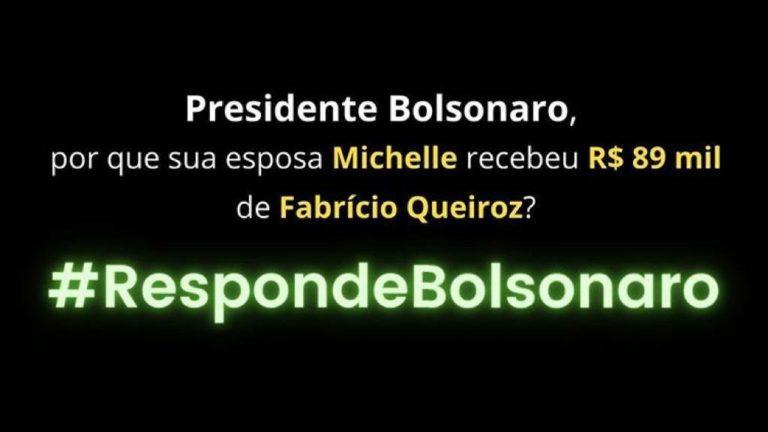 Internautas repetem pergunta que levou Bolsonaro a ameaçar 'dar porrada' em jornalista