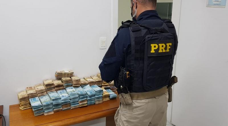 Crédito: Divulgação/ PRF
