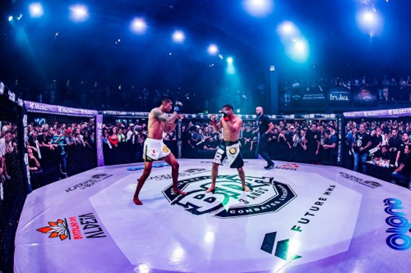 Batalha de rimas em São Paulo promove duelos valendo vaga em evento do Future MMA; veja mais