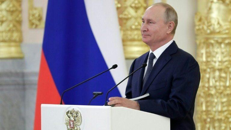 Putin promete retomar 'cooperação construtiva' com Arce na Bolívia