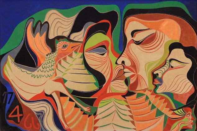 Ivan Serpa: o nosso 'Picasso brasileiro'
