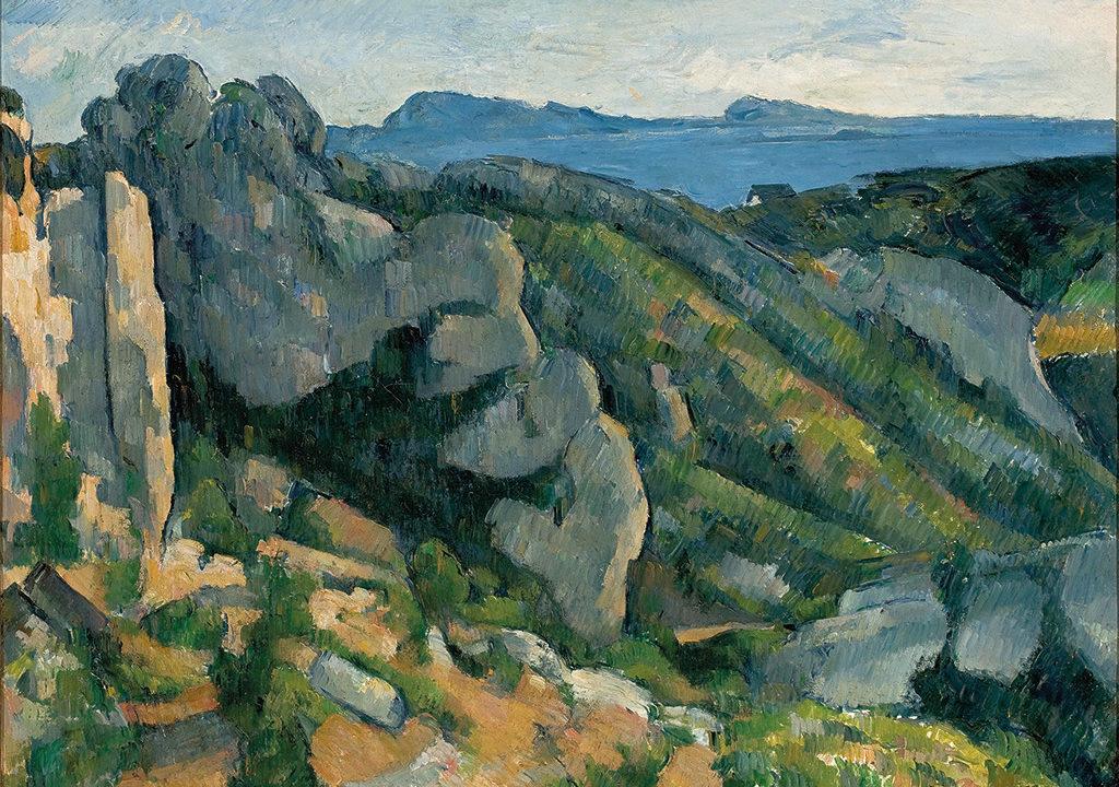 Paul Cézanne, o pai da arte moderna