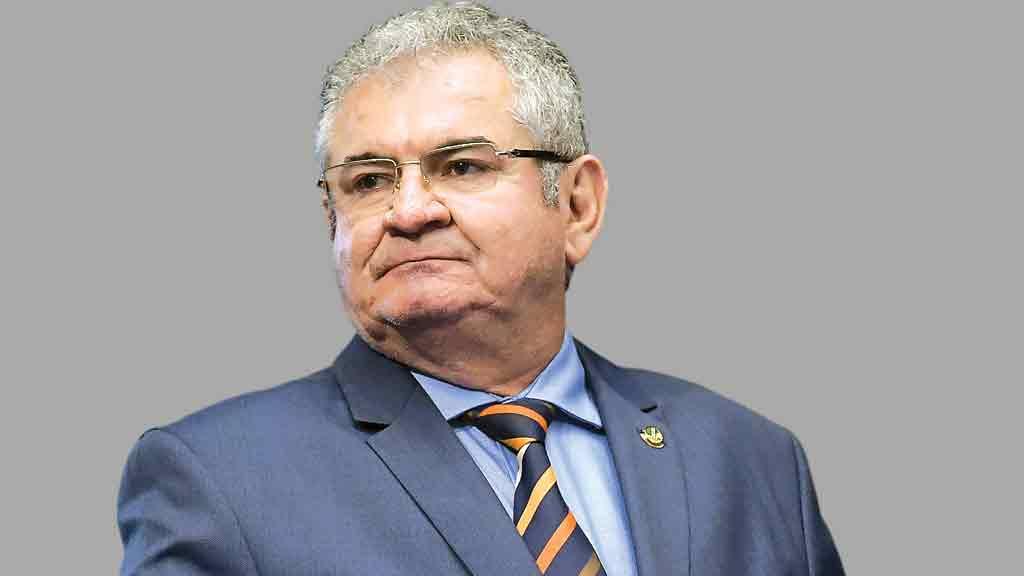 Deputado Ângelo Coronel defende legalização de cassinos