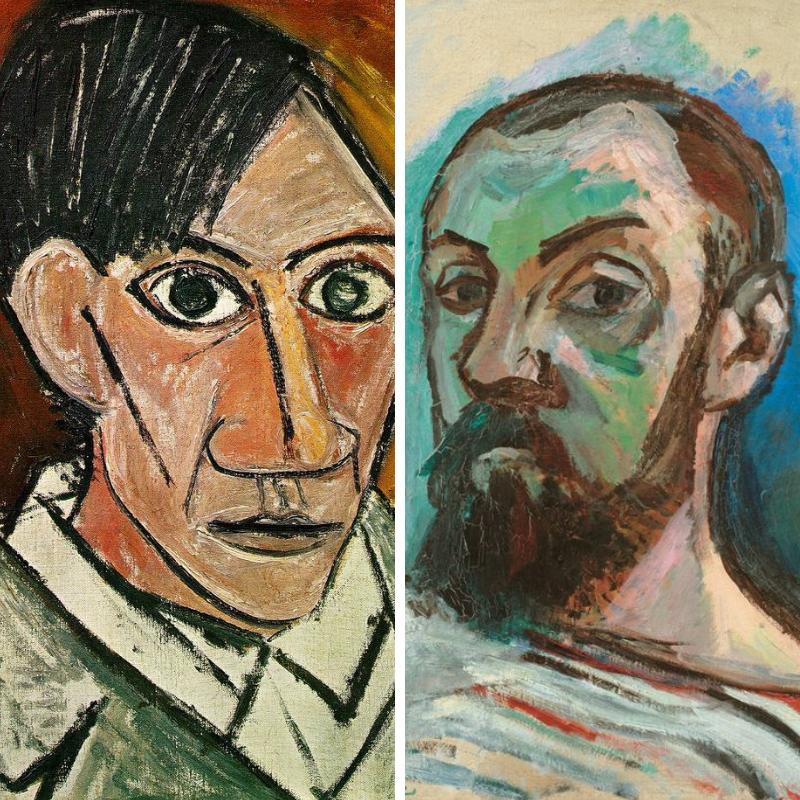 Amor e ódio na arte com Picasso e Matisse