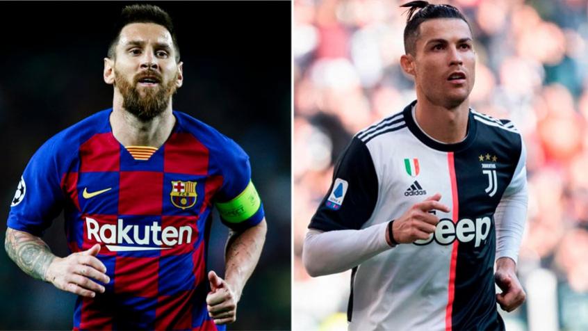 Em duelo particular entre Messi e Cristiano Ronaldo, Barcelona e Juventus se enfrentam na Champions