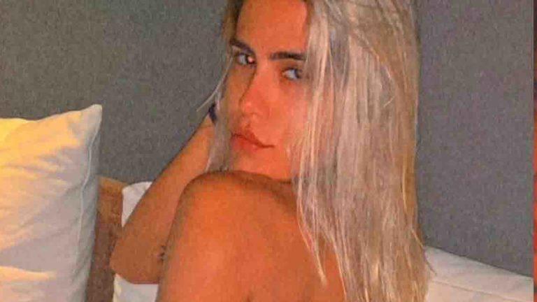 Antonia Morais passará o ano novo na casa da família em Milagres.