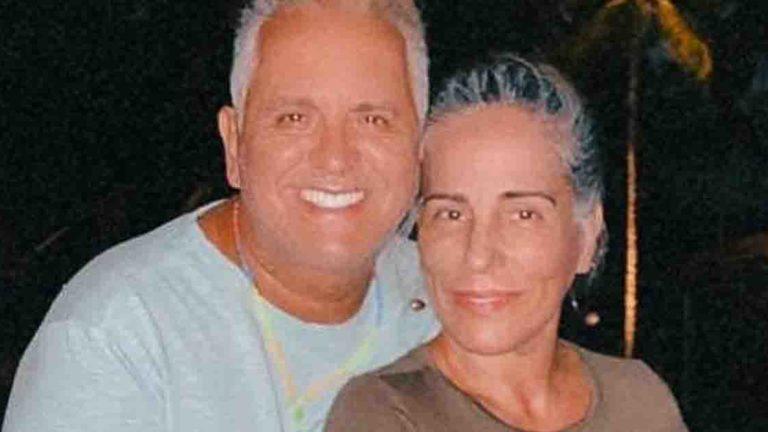 Orlando Morais e Gloria Pires