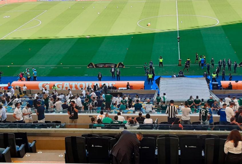 E a Covid? Final da Libertadores é marcada por festa de aglomeração