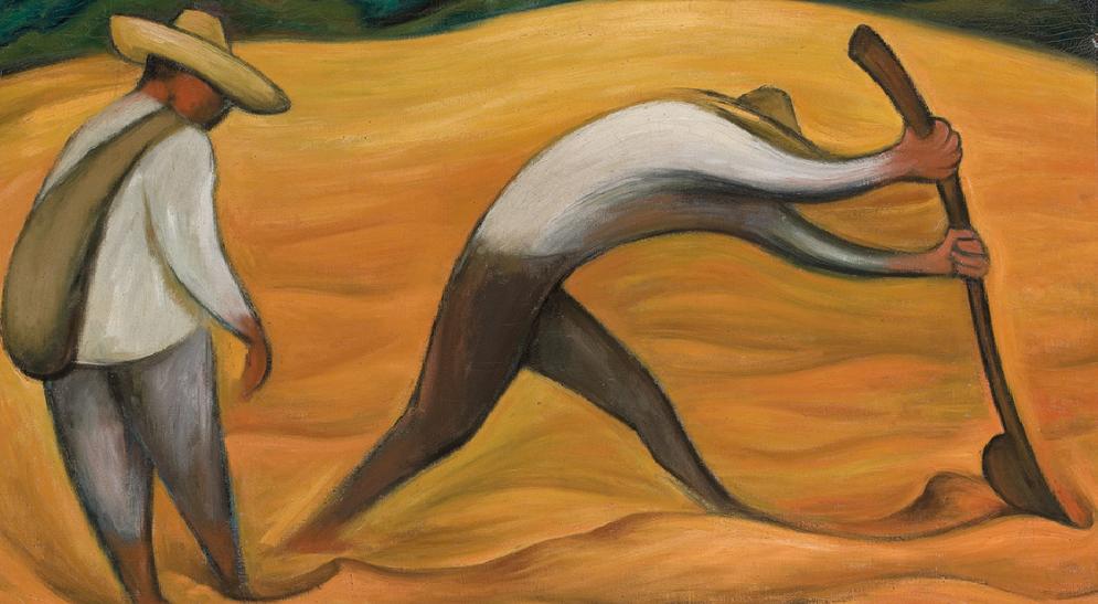 Conheça Diego Rivera, o mais famoso pintor mexicano