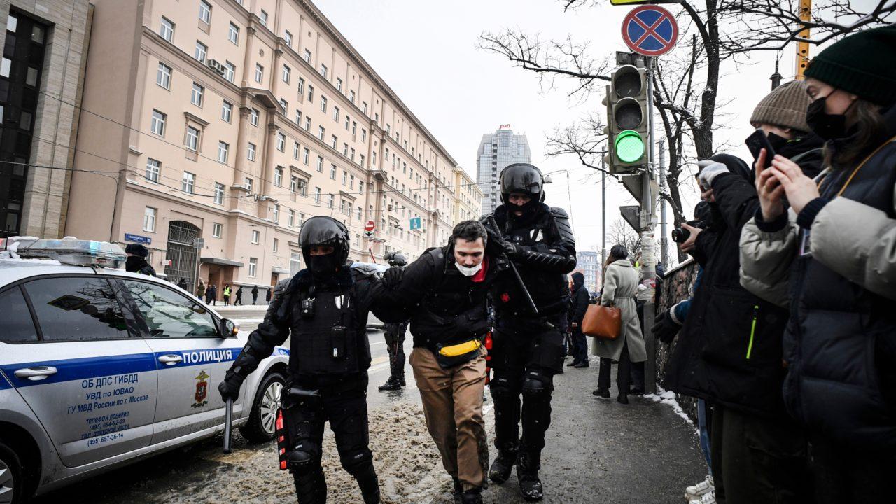 Crédito: Alexander NEMENOV / AFP