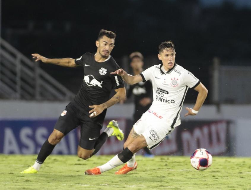 Red Bull Bragantino e Corinthians empatam sem gols na estreia pelo Paulistão-2021