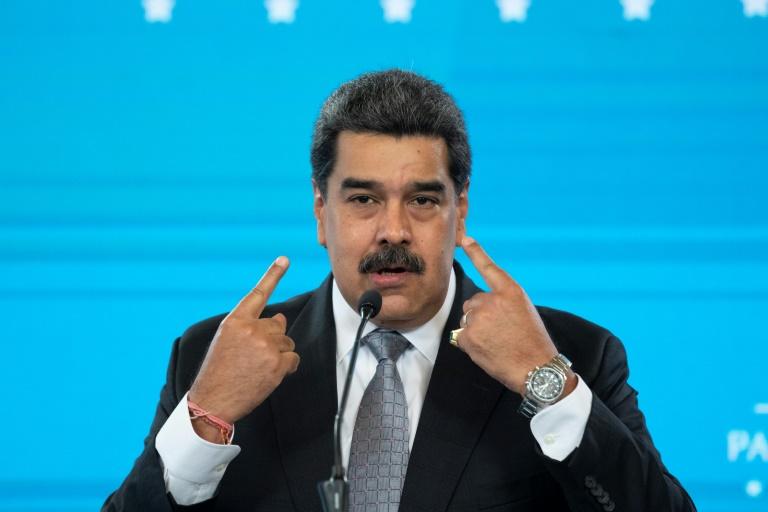 """""""As portas da Venezuela estão abertas para investimentos em petróleo"""" dos EUA, diz Maduro"""