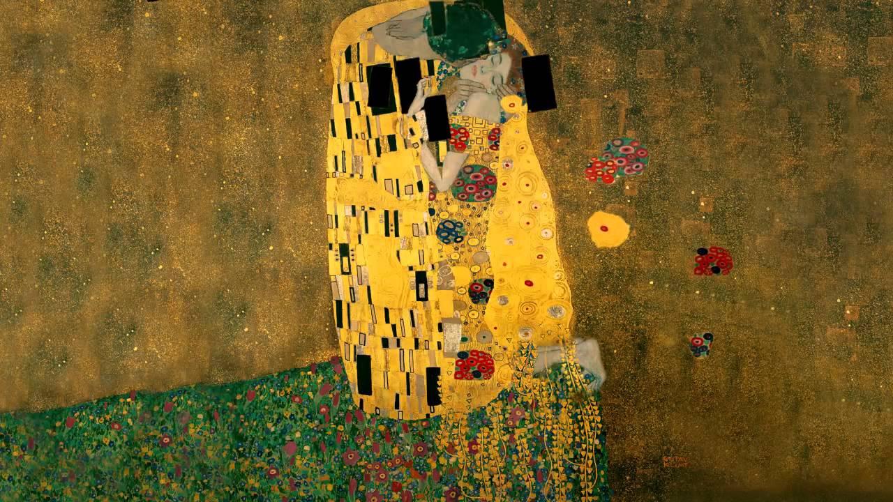 Gustav Klimt: o artista do ouro