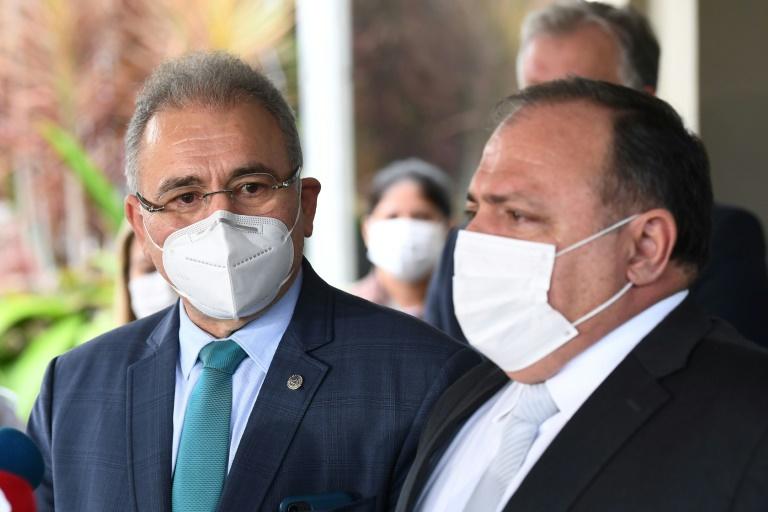 Marcelo Queiroga e Eduardo Pazuello são reconvocados pela CPI da Covid