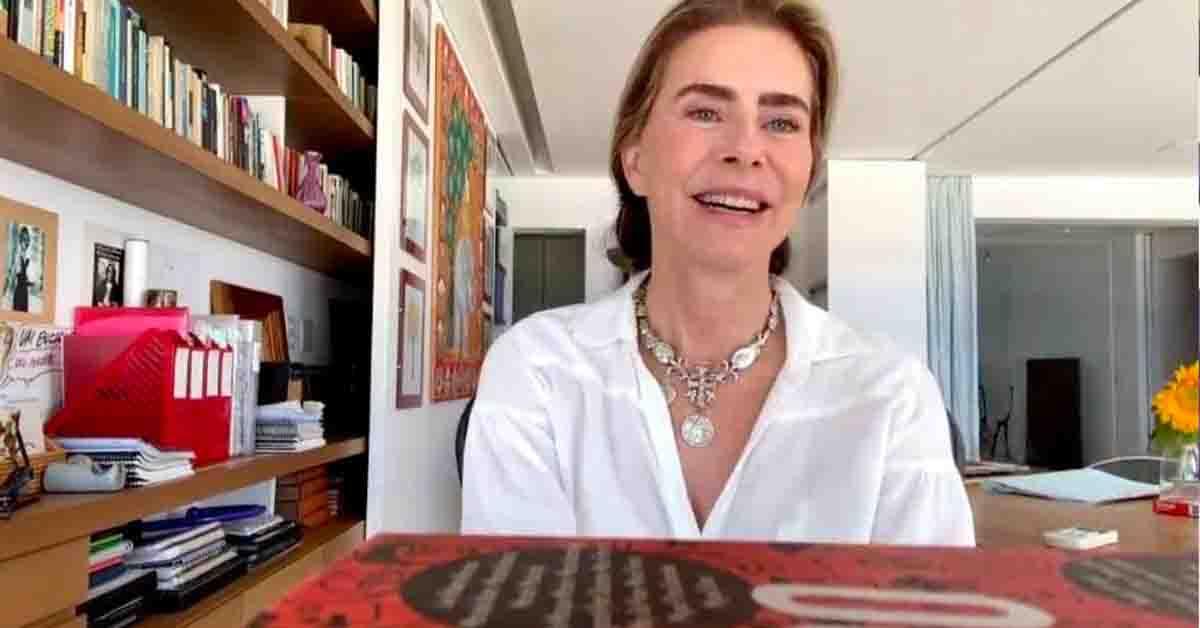Maitê Proença revela que descartou crush que só enviava foto de pet: 'Limitado'