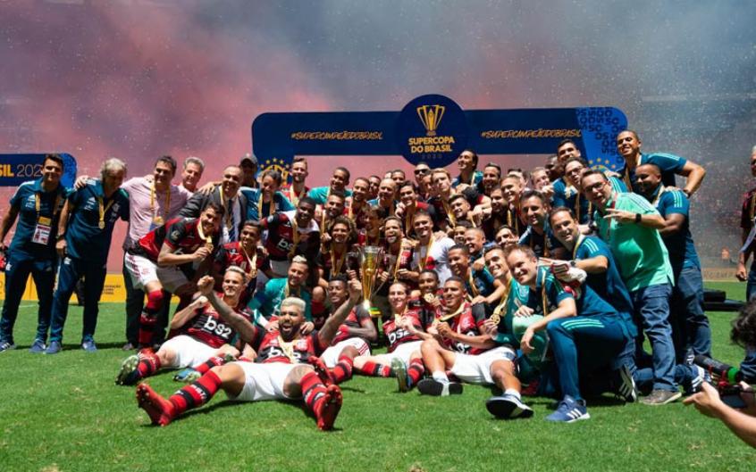 Bom retrospecto recente em finais pode ser aliado do Flamengo para conquistar a Supercopa; veja raio-x