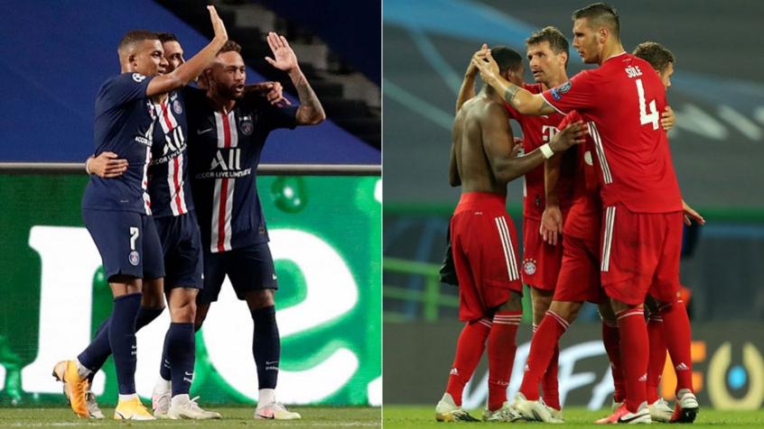 Duelos LANCE! Quem tem melhor time: Bayern de Munique ou PSG? Escolha e vote!