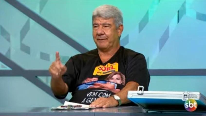 Joel Santana ironiza vendas de Pedro Raul e Babi: 'Empresário deve ser bom para caramba no Botafogo'