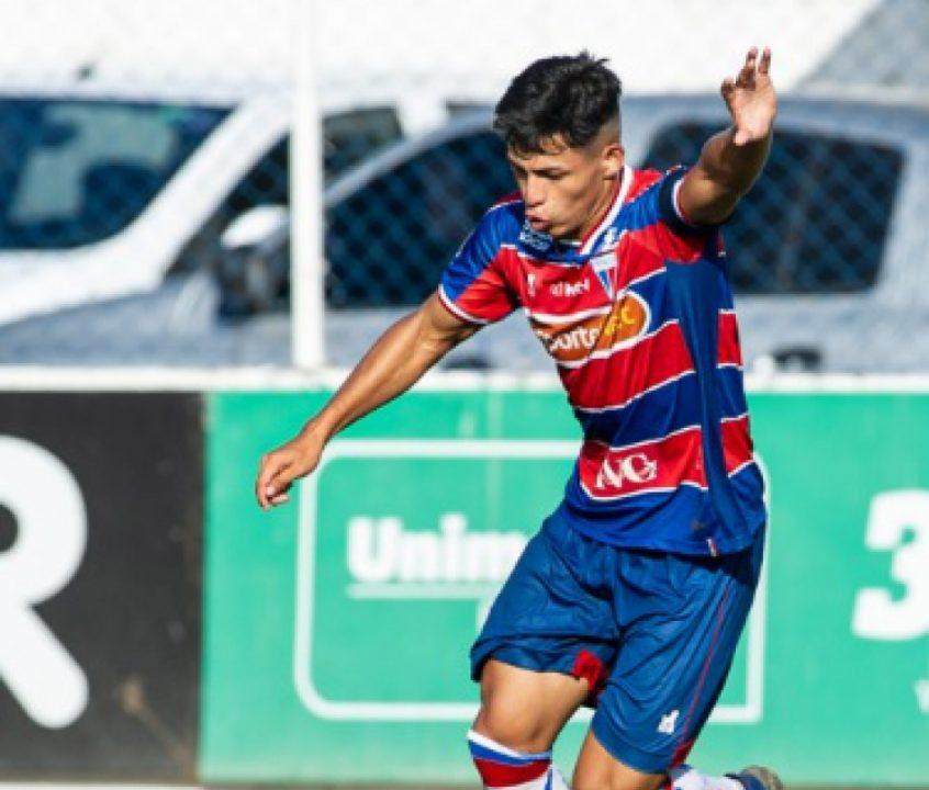 Após conquistar dois títulos pelo Sub-17, João Henrique sonha com taças no Sub-20 do Fortaleza