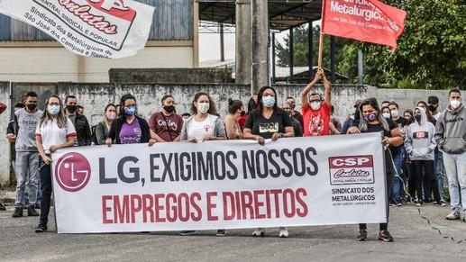 Crédito:  Lucas Lacaz/Sindicato dos Metalúrgicos/ Divulgação