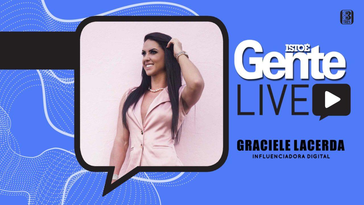 'Ele penou muito para me conquistar', diz Graciele Lacerda sobre Zezé Di Camargo