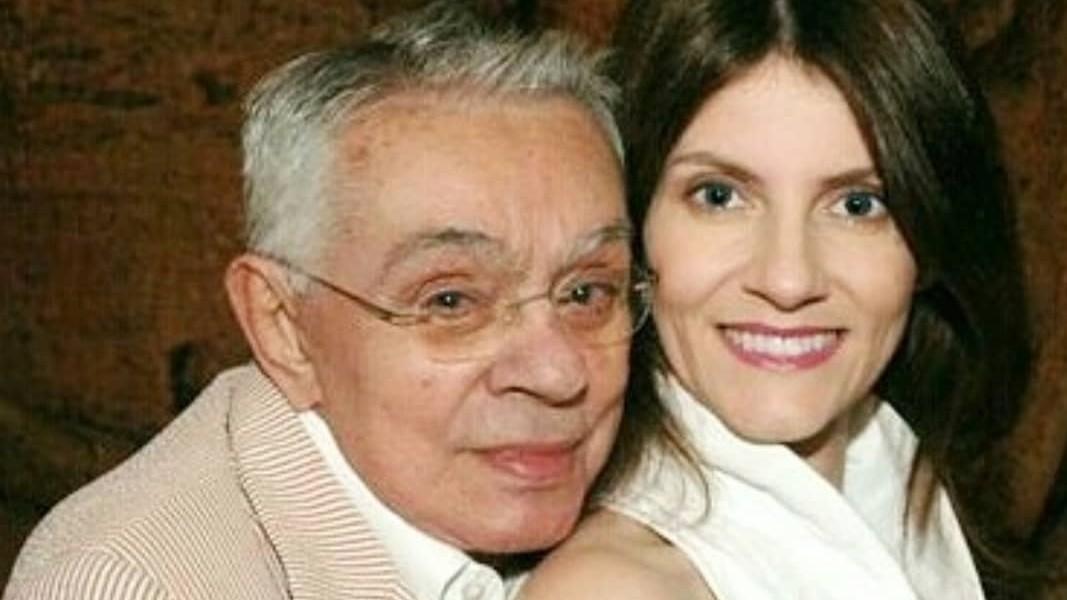 Viúva de Chico Anysio tem secreção no pulmão, afirma ex-marido - ISTOÉ Independente