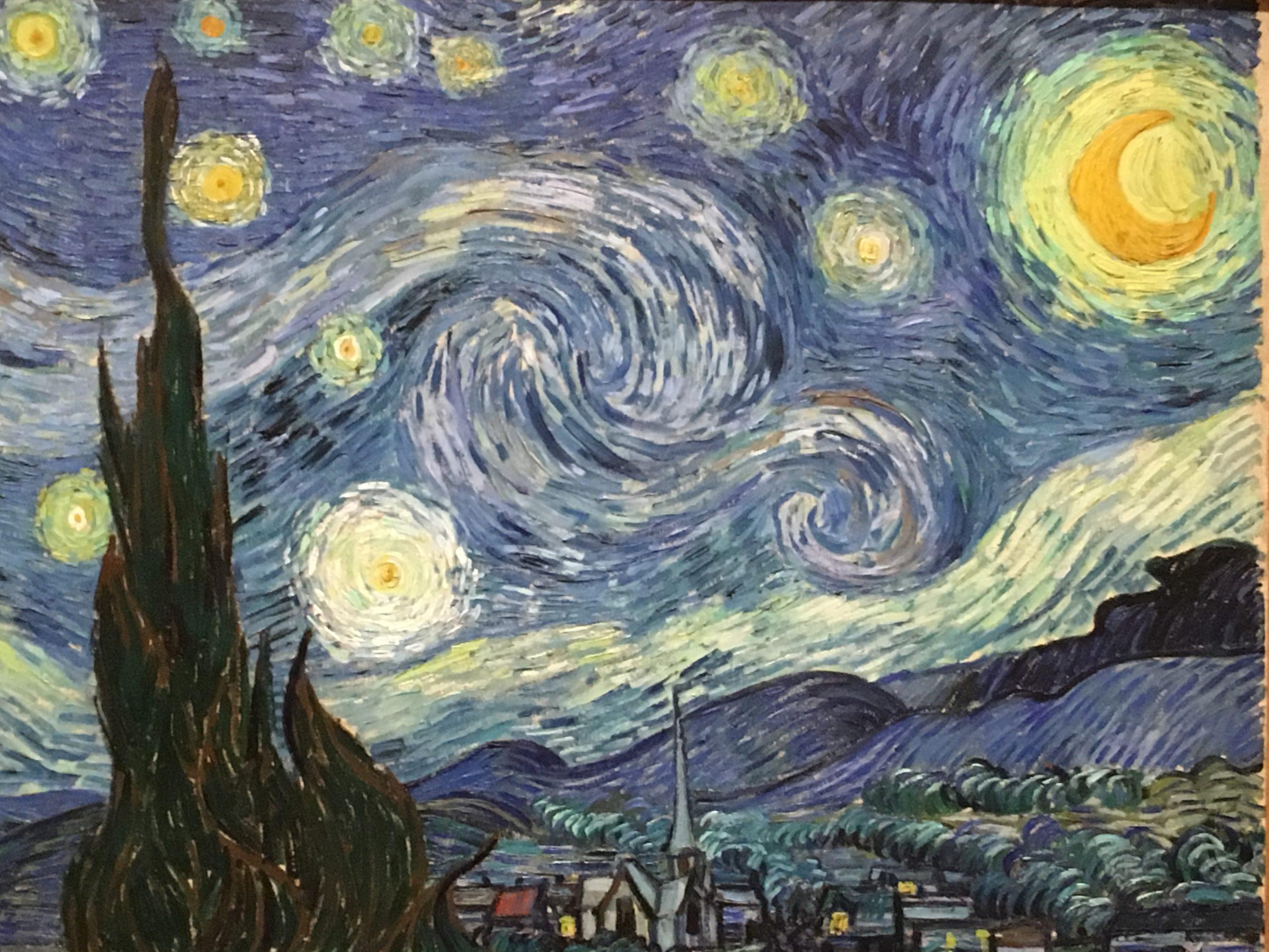 10 segredos da obra mais famosa de Van Gogh