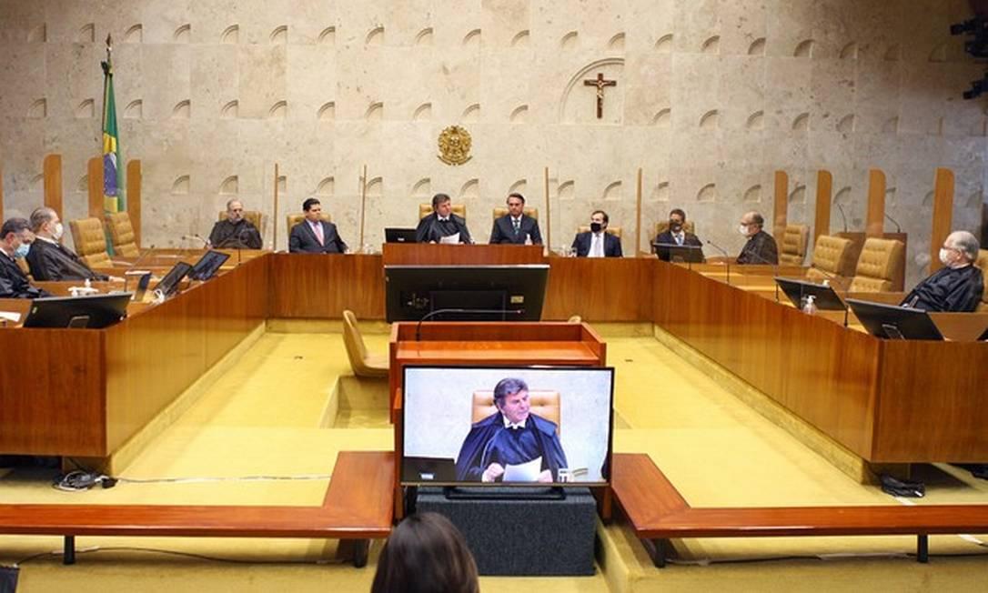 Crédito: Divulgação/STF