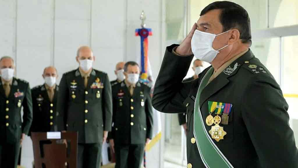 Crédito: Exército brasileiro