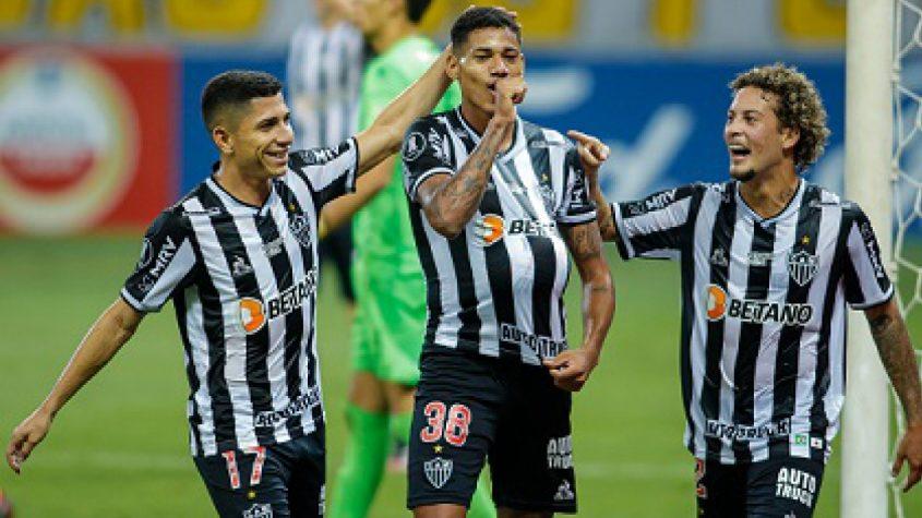 Atlético-MG goleia o La Guaira e termina como o melhor time da fase de grupos da Libertadores
