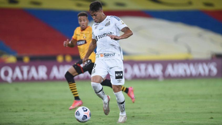 Santos perde de novo para o Barcelona-EQU e se despede da Libertadores