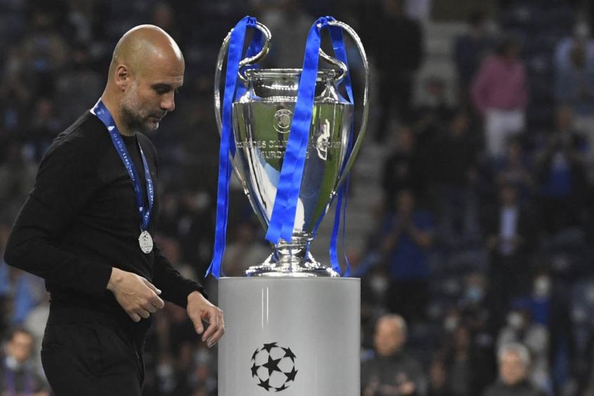 'Tentei escolher o melhor para vencer', diz Guardiola, sobre troca na escalação, após vice da Champions