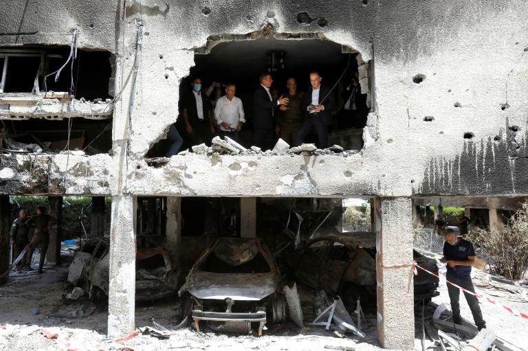 Essa é a verdade: terroristas pedem e Israel aceita fim de contra-ataques