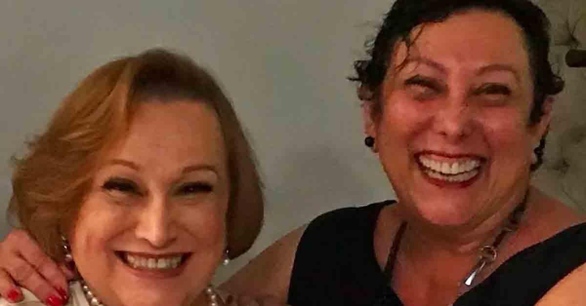 """Intubada, filha de Nicette Bruno, Bárbara, está """"respondendo ao tratamento"""""""