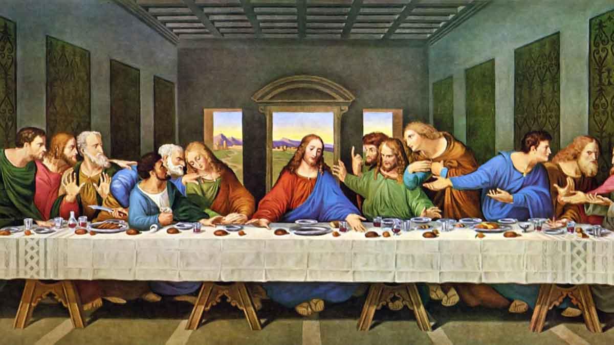 20 curiosidades sobre a Última Ceia, obra-prima de Leonardo da Vinci