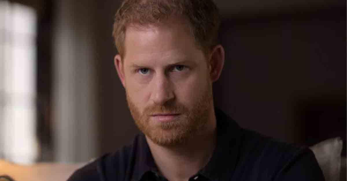 Príncipe Harry relembra pensamentos suicidas de Meghan Markle
