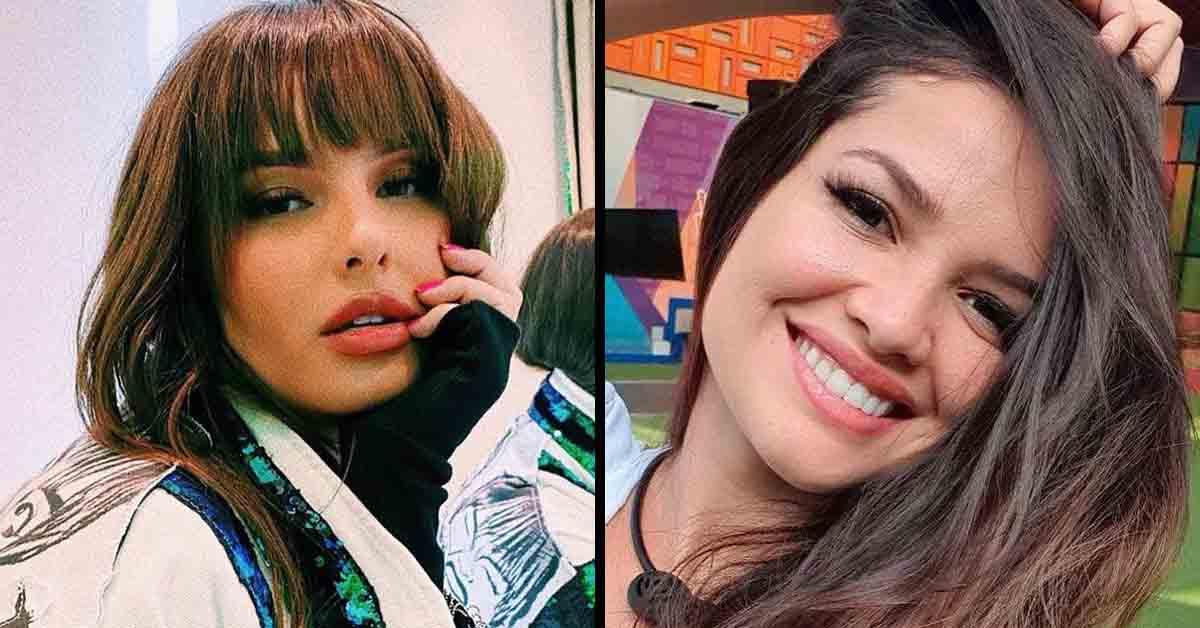 Ex-BBB Thaís relativiza discussões com Juliette: 'Conflitozinho'