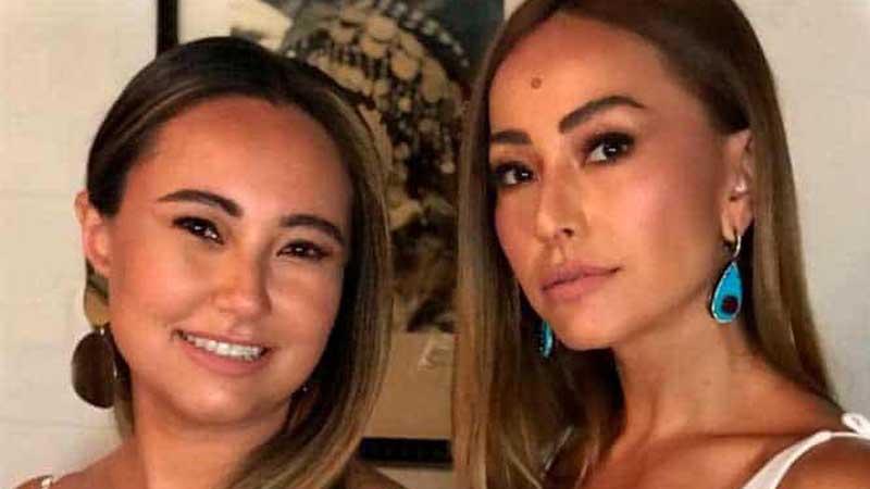 Irmã de Sabrina Sato é internada com Covid-19