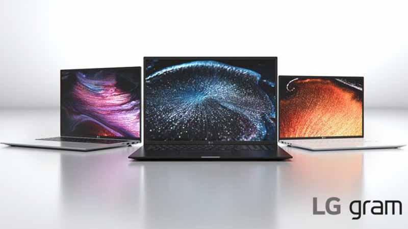 LG lança novos notebooks da linha Gram no Brasil