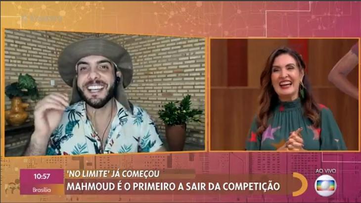 No Limite: Primeiro eliminado, Mahmoud detona Angélica: 'Fiquei magoado'