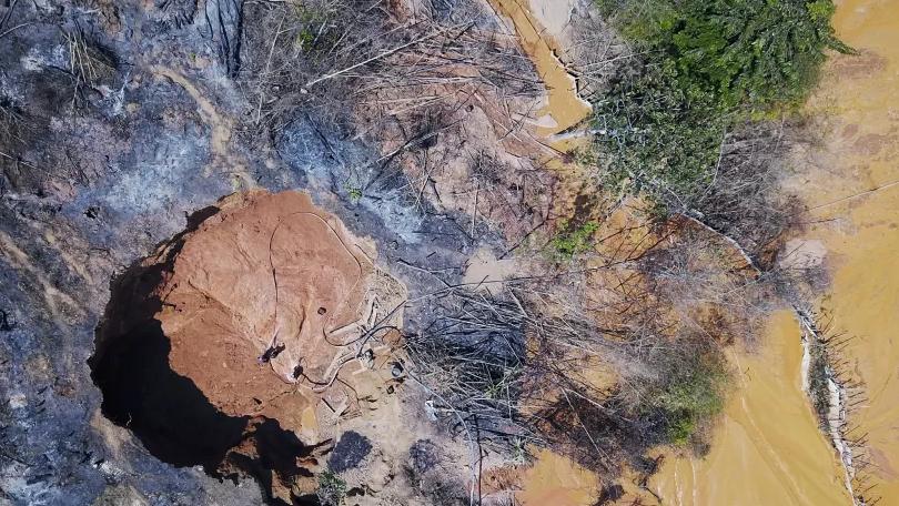 Em abril, desmatamento da Amazônia é o maior em 10 anos