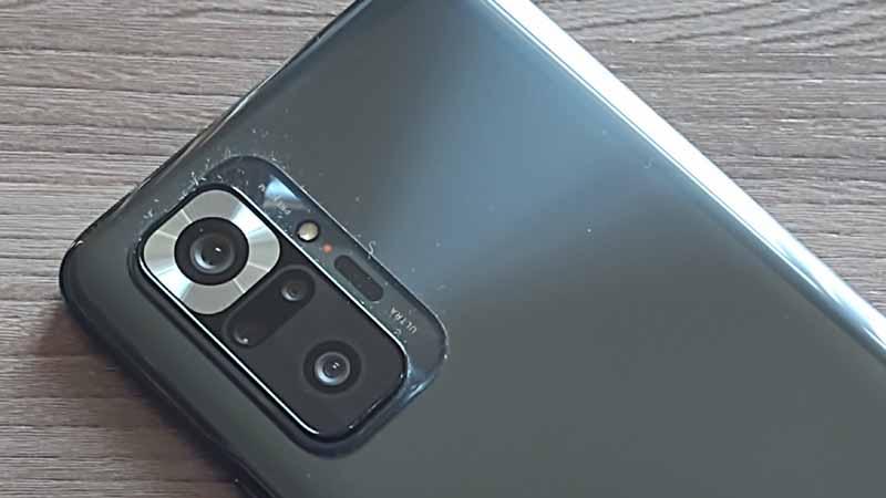 Redmi Note 10 Pro: Primeiras impressões