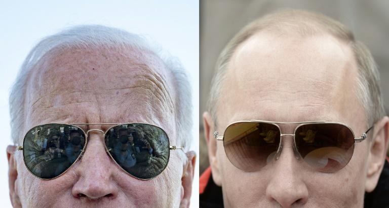 Biden e Putin em uma reunião de cúpula marcada pela tensão em Genebra