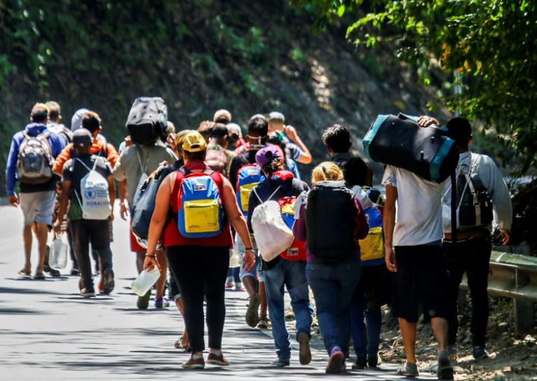 ONU pede doações de US$ 1,4 bilhão para ajudar migrantes venezuelanos