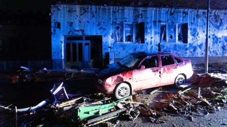 Tornado deixa ao menos três mortos e dezenas de feridos na República Tcheca