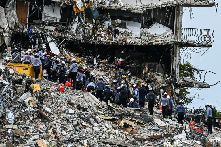 Corpo de cunhada do presidente do Paraguai é encontrado em escombros na Flórida