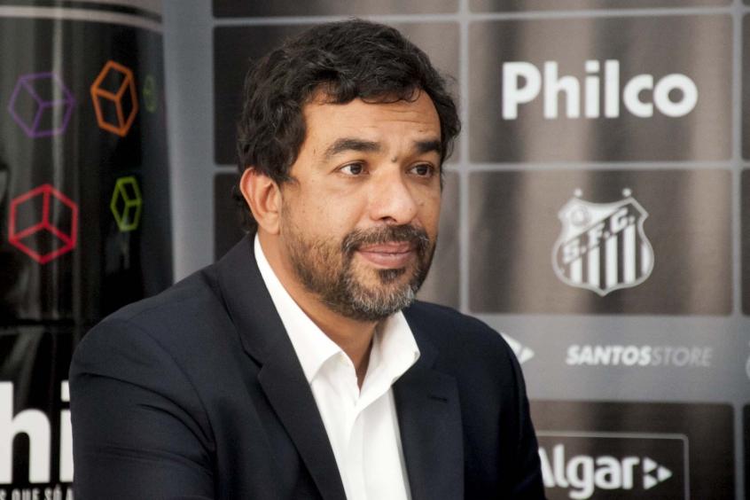 Após mais de três anos, Marcelo Frazão se despede do Santos