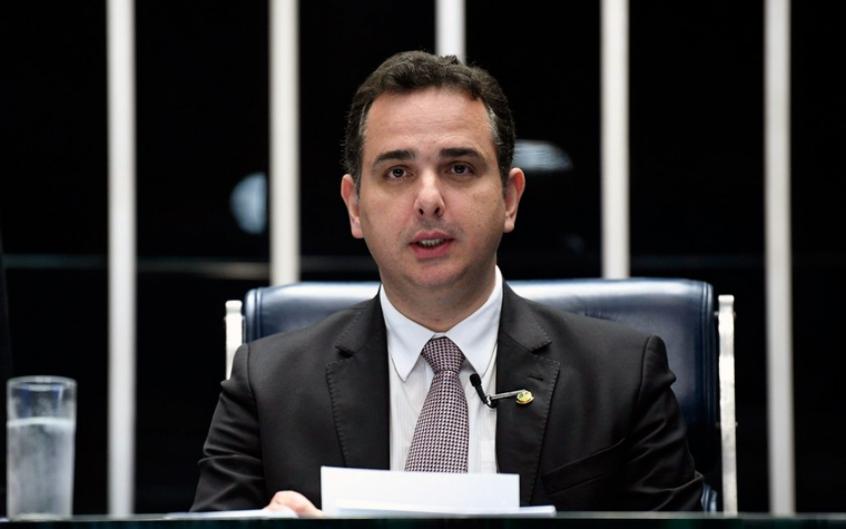 Pacheco: 'superpedido' de impeachment contra Bolsonaro não pode ser banalizado
