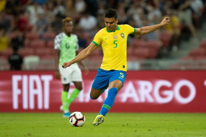 Eliminatórias: Casemiro será o capitão da Seleção Brasileira diante do Equador