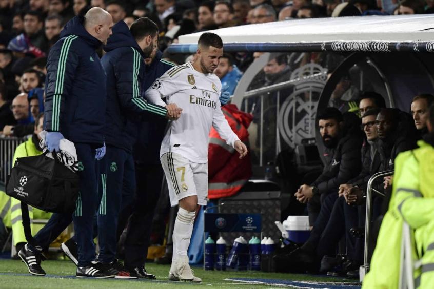 Eden Hazard fala sobre lesões: 'Nunca mais vou ser o mesmo'